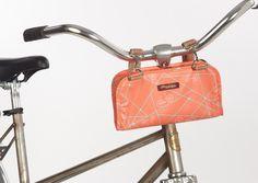 Six Corners Handlebar Bag. Bicycle bag. Po Campo