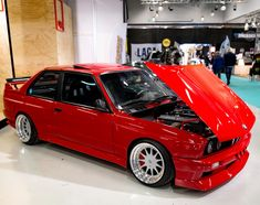 Bilsport Performance Custom Car Show 2016 // Photo Coverage. Maserati, Bmw E30 M3, Bmw Autos, Bmw Classic Cars, 4x4, Bmw 3 Series, Top Cars, Car Show, Sport Cars