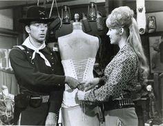 Melody Patterson & Ken Berry, F-Troop