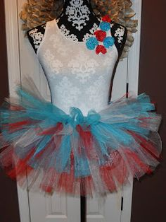 Kissed By A Frog: Tutu Tutorial