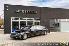 Mercedes-Maybach S 650 PULLMAN - Auto Seredin - Germany