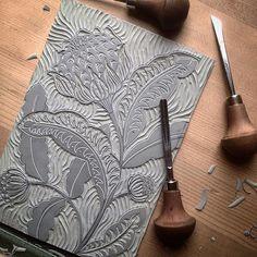 Block printing Hijab dating a hijabi Lino Art, Woodcut Art, Linocut Prints, Linolium, Linoleum Block Printing, Stamp Carving, Linoprint, Printing On Fabric, Creations
