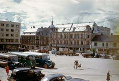 Hamar, Hedmark, Norway - 1948