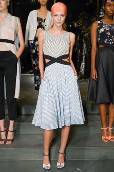 Tanya Taylor Spring 2013 Ready-to-Wear - Look 16
