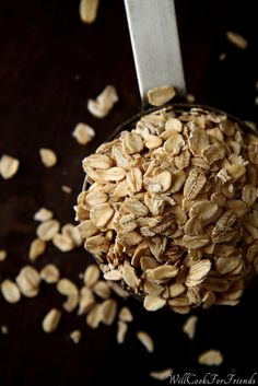Oats Oats and More Oats: A guide to the different types of oats.