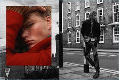 Jordan Barrett Covers Harper's Bazaar Men Thailand - The Fashionisto