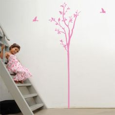 #Pink #Blossom Wall #Decal Back To School Special, Cool Wall Art, Pink Blossom, Cool Walls, Wall Decals, Cool Stuff, Inspiration, Home Decor, Biblical Inspiration