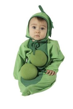 How to Make an Easy Vegetable Costume for Kids