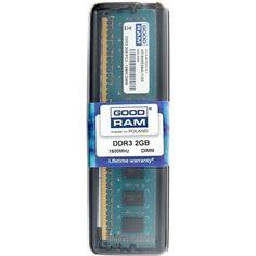 Nowa Pamięć GOODRAM DDR3 2GB/1600 CL11