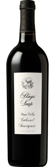 2010 STAGS' LEAP CABERNET SAUVIGNON NAPA VALLEY  Rich ruby in color, the 2010 Napa Valley Cabernet Sauvignon is aromatically beautiful, introducing itself with alluring notes of dark, red fruit and a peppery spice. The aromatics and oak are seamlessly integrated together in this juicy wine, showcasing the ideal amount of blueberry and blackberry flavors. This vintage offers classic lushness and youthful elegance, with tannins that are rich and refined.