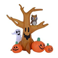$117.95 >>> Check out the image by visiting the link. (This is an affiliate link) #HalloweenOutdoorHolidayDecorations