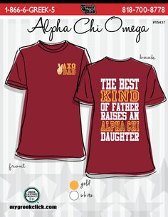 Alpha Chi Omega Father Daughter