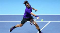 Forehand volley