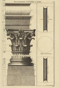 Roman Architecture Drawing roman architectural sketches | roman arches drawings | art