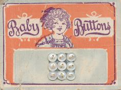 Vintage Buttons | Vintage button cards... ~ Amore, Linguine and Me