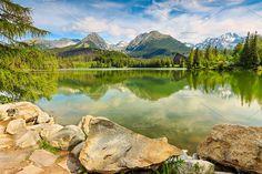 Strbske Pleso lake,Slovakia by Alpine Dreams on Norway, Around The Worlds, Europe, Dreams, Nature, Travel, Naturaleza, Viajes, Destinations