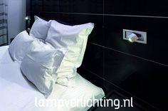Inbouw Slaapkamer Verlichting : Led bedleeslamp inbouw links wand inbouwspots pinterest
