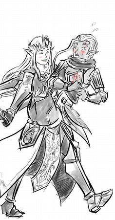 Zelda Would be stronger than Impa any day XD - Hyrule Warriors