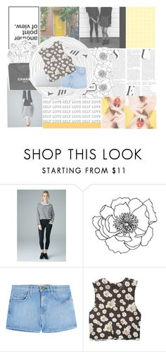 """""""walking on sunshine"""" by csandler12 ❤ liked on Polyvore featuring Forever 21, Chanel, Current/Elliott, dELiA*s, adidas, women's clothing, women, female, woman and misses"""