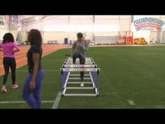 Practice This Walkover Series to Get Better at Hurdles! - YouTube