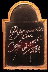 Cafe universel