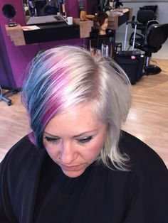 color id wella color punk sunset - Coloration Hnn