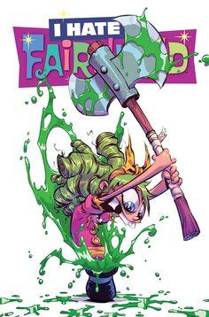 Skottie Young: I Hate Fairyland #9