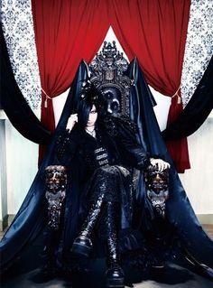 D König der dunkelheit