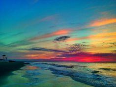 Vacation to the beach starts tomorrow!    Isle of Palms South Carolina