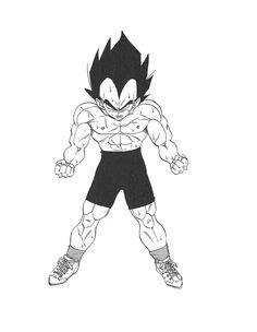 When Vegeta was training desperately to catch up to Goku was when I realized that he\'s my favorite character. As a type 1 diabetic, I feel like I\'m always underestimated or seen as weak. But, following Vegeta\'s lead, I\'ll always fight to prove myself, even if it\'s only to myself!