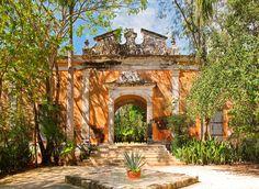 Detalle artesanal |El hotel Hacienda Uayamón | AD MX  Sergio
