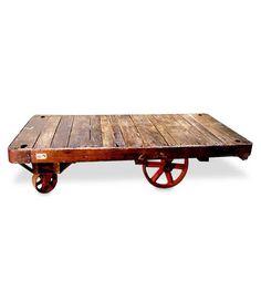 pallet truck-cofee table - Still looking around
