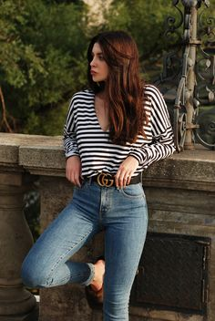 There are many women who have many jeans. These are few of the best different Types Of Jeans that you can check out and also you can have them in your wardrobe. Fashion Beauty, Girl Fashion, Fashion Outfits, Womens Fashion, Fall Outfits, Summer Outfits, Casual Outfits, Jeans Outfit Summer, Outfit Jeans