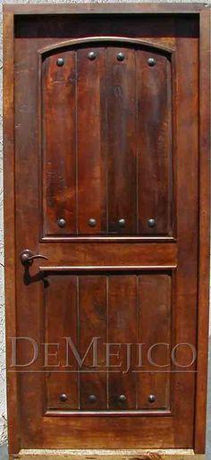 spanish style doors