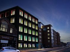 Unique hands-free student development in Liverpool centre, The Lighbox. See more here #investment #studentiproperty