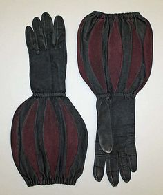 Gloves | Hermès (French, founded 1837) | Date: 1930–49 | Culture: French