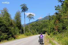 Cicloturismo por la Carretera Austral, Chile #cicloturismo #carreteraaustral #ciclismo