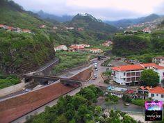 Madeira island - The way we were... São Vicente 2002