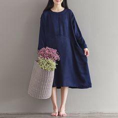 Aliexpress.com: Comprar Estilo chino de La Vendimia Vestido de Las Mujeres 2017…
