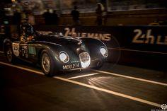 #Jaguar #C_Type Google Photosà #LeMansClassic 2016 #MoteuràSouvenirs Reportages : http://newsdanciennes.com/tag/le-mans-classic/ #ClassicCars #ClassicRacing