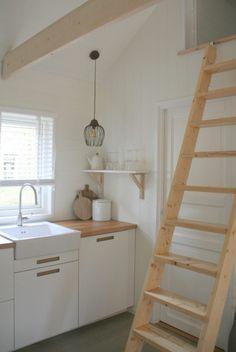 Foto's - Huisje van hout in Drenthe