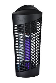 Teza Waterproof Insect Zapper with 25W Bulb  1 X 25 Watt UVA lamps. Low Power Consumption. High efficiency with 2500-3000 V high voltage to grab mosquitoes.UVA lamp 25 Watts, effective working life to be 8,000 to 10,000 hours working life time TEZA Products Use Magnetic Transformer for All Products Magnetic Transformer: 1. Run Cooler and can run for a very long time 2. Last 25 or more years 3....