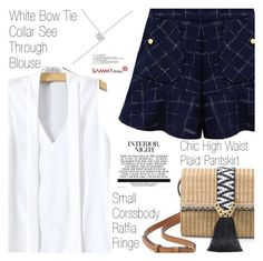 """School Style"" by vanjazivadinovic ❤ liked on Polyvore featuring Stella & Dot, sammydress, polyvoreeditorial and Poyvore"