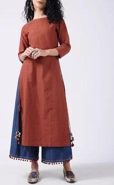 Indian Attire, Indian Wear, Indian Designer Outfits, Designer Dresses, Indian Dresses, Indian Outfits, Simple Kurta Designs, Hijab Style, Mode Hijab