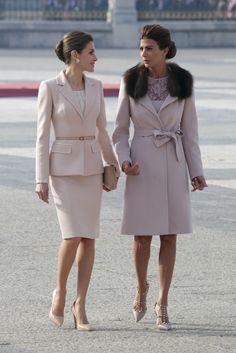 El estilo de la reina Letizia