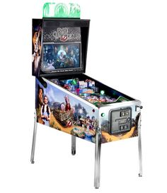 Wizard of Oz Pinball Machine. I will be saving for this. I will own this one day. Just watch me. I love Wizard of Oz.