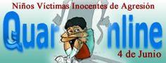 Día Internacional de los Niños Víctimas Inocentes de Agresión. http://www.quaronline.com/