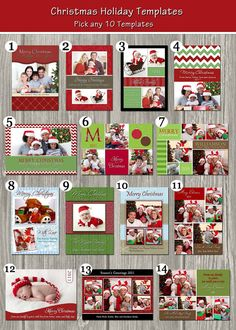 Christmas card idea - lots of good ideas I can look at for next Christmas and replicate with Storybook Creator 4.0!  www.mycmsite.com.au/cathymacdonald