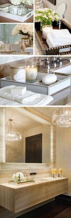 badezimmer deko boder ideen badezimmer in grau und weis mit - kronleuchter für badezimmer