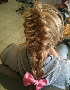 Strange 1000 Images About Wedding Hair On Pinterest Braided Updo Updo Hairstyle Inspiration Daily Dogsangcom